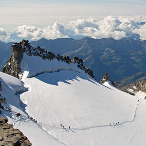 Mountaineering tours and excursions in Italy