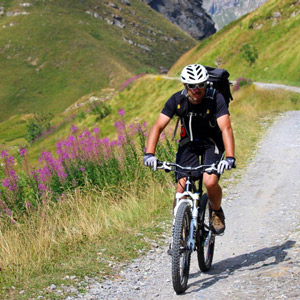 MTB, cycling and e-bike tours and excursions in Italy