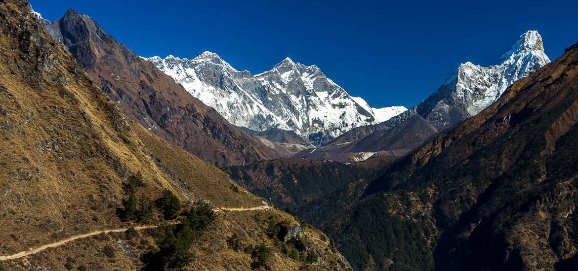 photse tenga - trek gokyo everest nepal