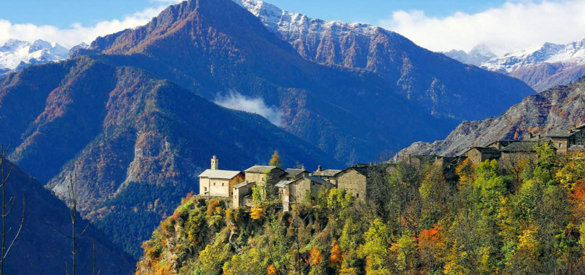 Maira Valley, Alps of Piedmont: ancient traditions