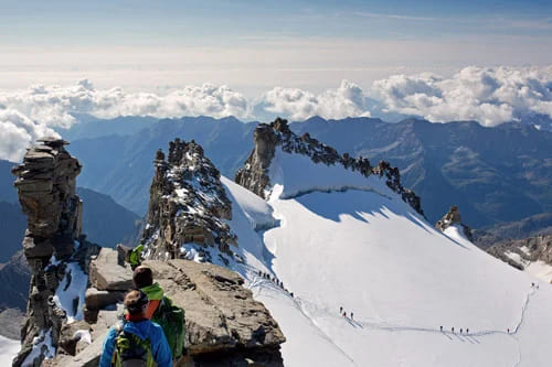 Gran Paradiso: mountaineering tours and excursions