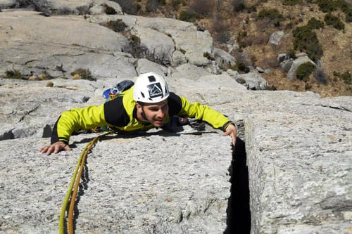 Gran Paradiso: rock climbing tours and excursions