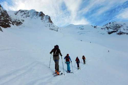 Gran Paradiso: skitouring and splitboarding tours and excursions