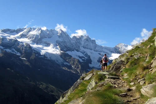 Gran Paradiso: hiking tours and excursions