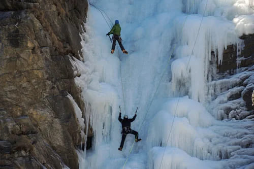 Piedmont: ice climbing experiences and tours