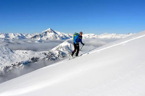 Piedmont: ski touring and splitboarding experiences and tours