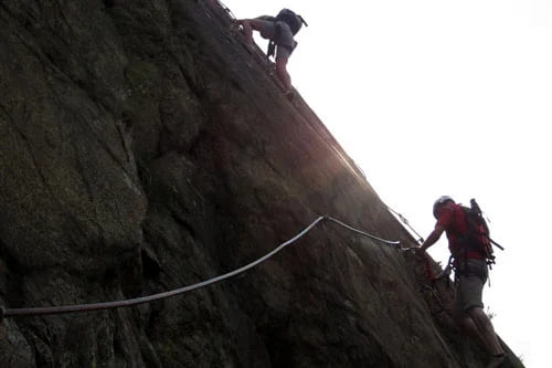 Piedmont: via ferrata routes experiences and tours