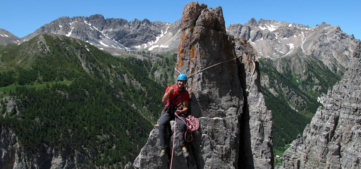 Escursioni, tour e weekend di arrampicata in Piemonte