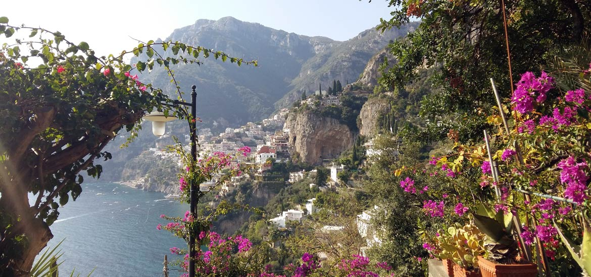 Outdoor travels and tours in Campania