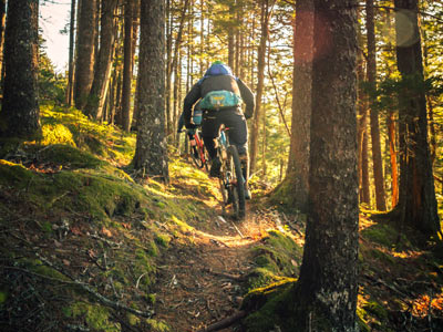 E-bike and MTB in Italy - group excursions and tours