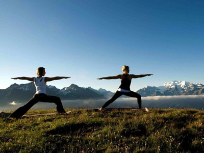 Yoga in Italy - group retreats and tours