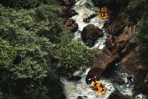 Rafting and Canyoning experiences and tours