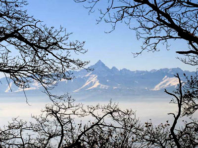 Hiking weekend: Turin and the Alps of Piedmont