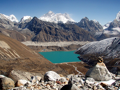 Trekking Everest Tre Passi e Campo Base