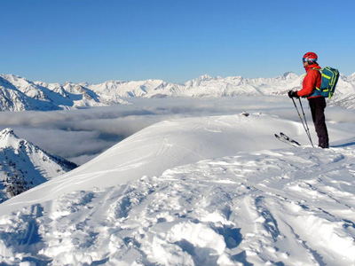 Ski touring weekend in the Alps of Piedmont with Alpine Guides
