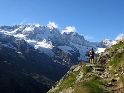 Hiking Alps of Italy - Gran Paradiso Tour