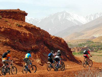 Tour MTTB in Marocco