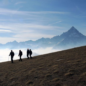 Hiking and trekking tours and excursions in Italy