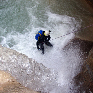 Rafting and canyoning tours and excursions in Italy
