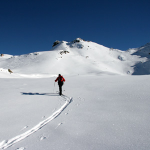 Ski touring raids and excursions in Italy