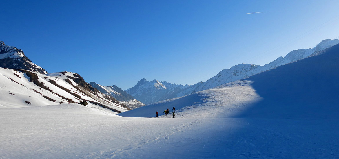 Gran Paradiso National Park: Gran Paradiso summit ski tour