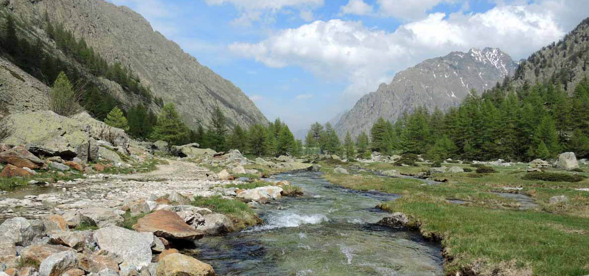 Tour Maritime Alps Trekking Hiking