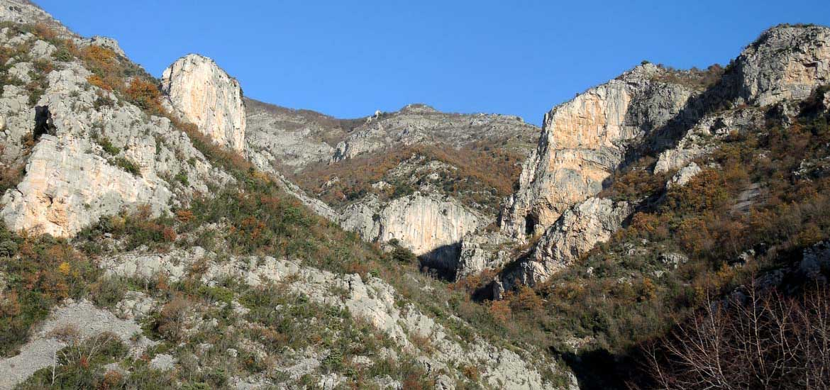Liguria - Rock Climbing course and lessons in Finale Ligure