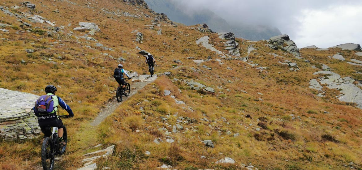 MTB tour of Gran Paradiso