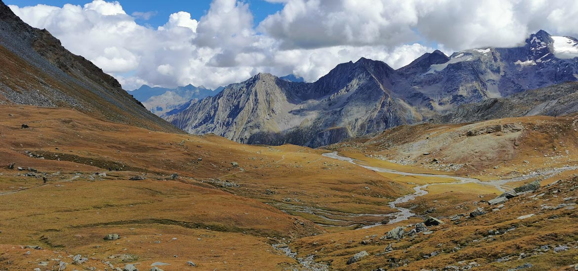 Gran Paradiso National Park mountain bike tour