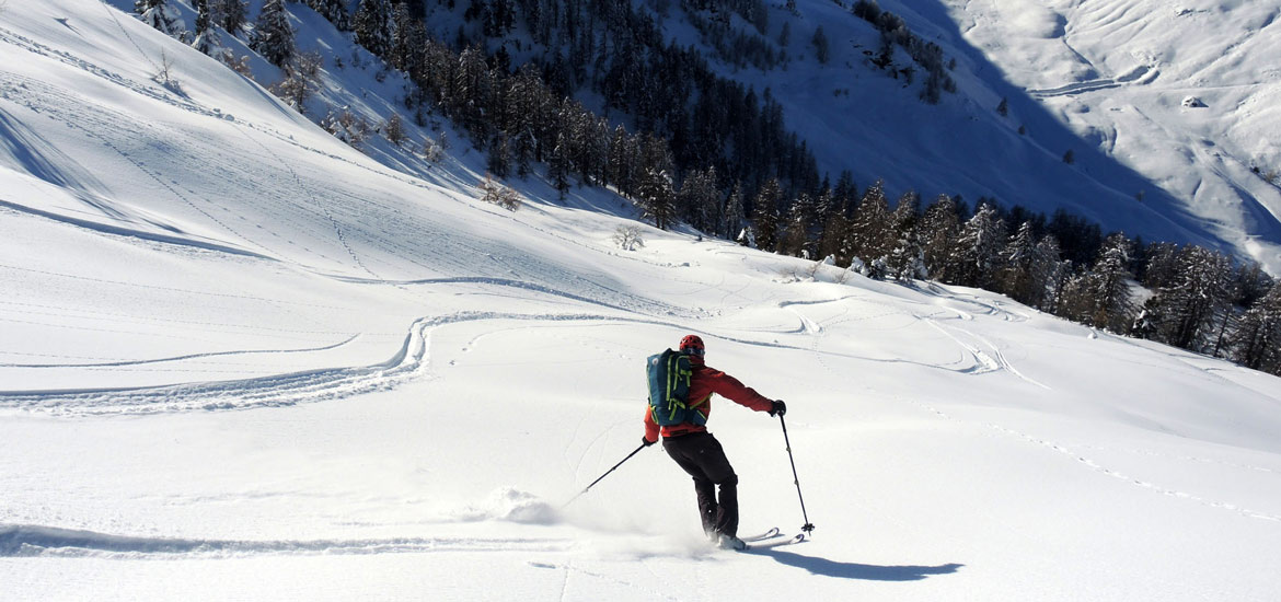 Weekend in Turin and ski tour of the Alps of Piedmont