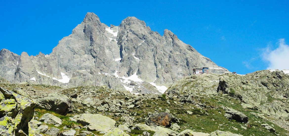 Maritime Alps Trekking Tour - Italy and France