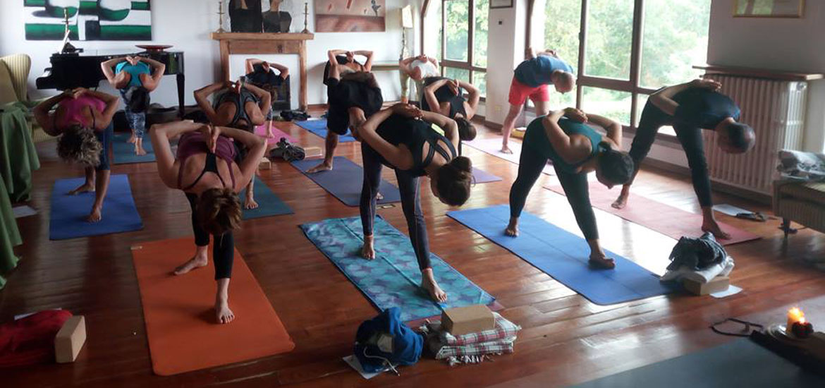 Pragelato, Piemonte: Weekend Yoga Retreat