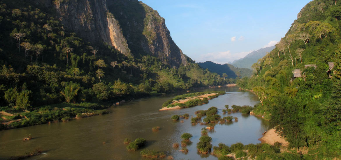 Nong Khiaw - Viaggio in Laos Trekking, Mountain Bike e Kayak
