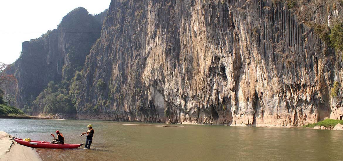 Nam Ou - Viaggio in Laos Trekking, Mountain Bike e Kayak