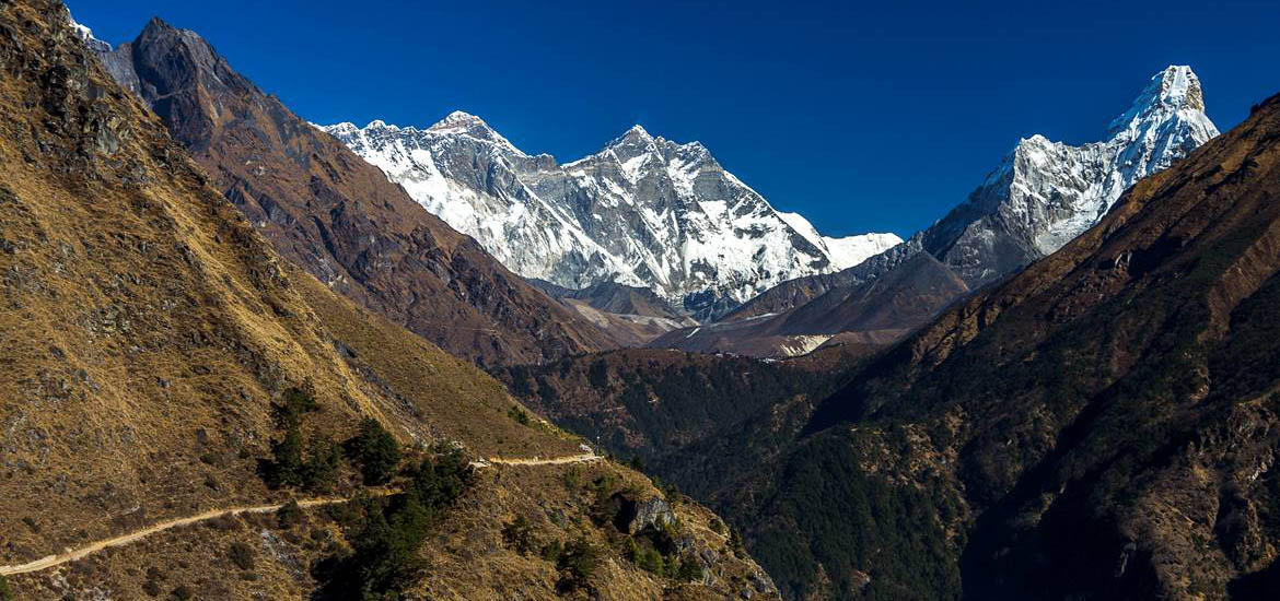 phortse tenga - trek campo base everest -viaggio nepal
