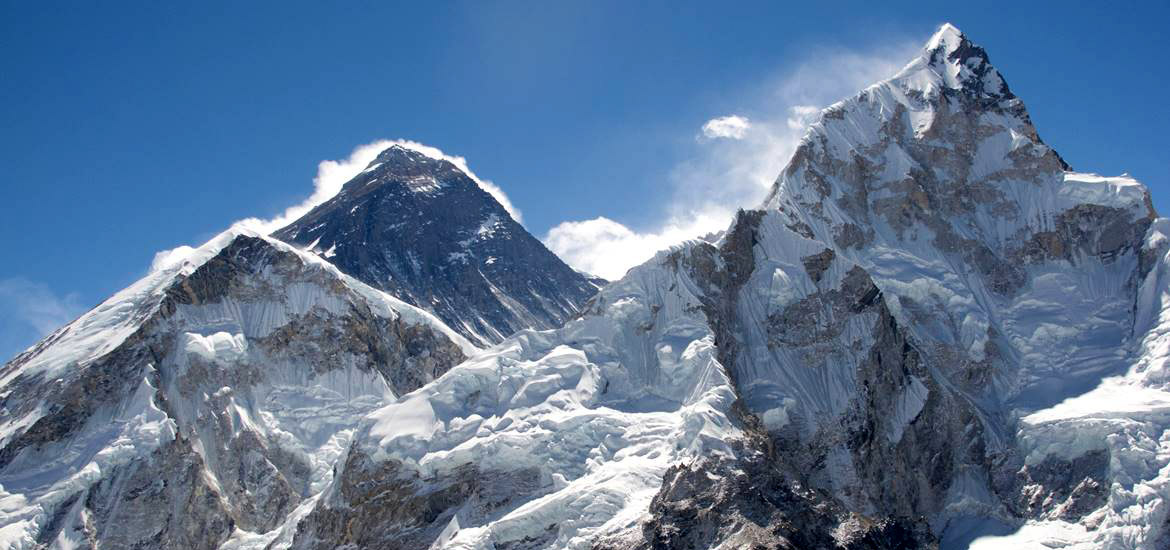 Everest dal Kala Pattar, Trek Campo Base, Nepal