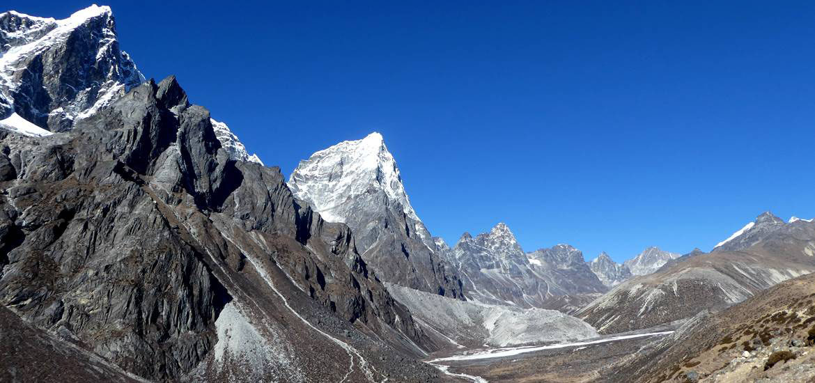 khumbu everest base camp trekking - nepal