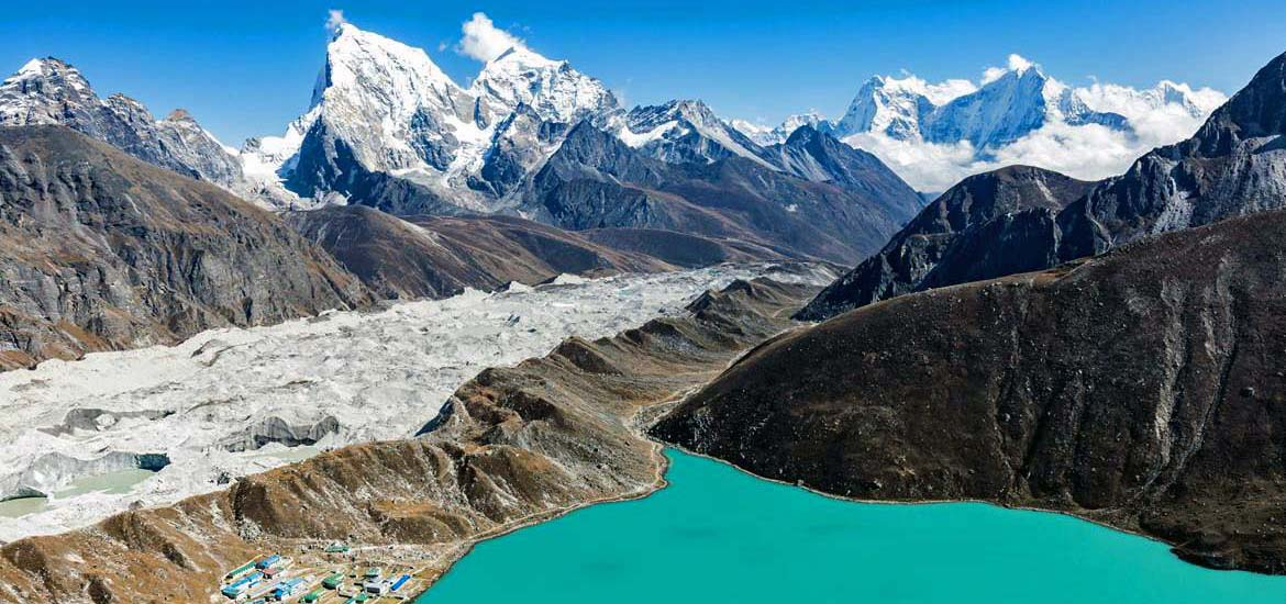 01 trek gokyo everest nepal