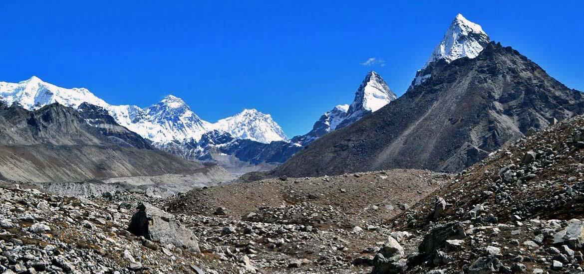 khumbu trek gokyo everest nepal
