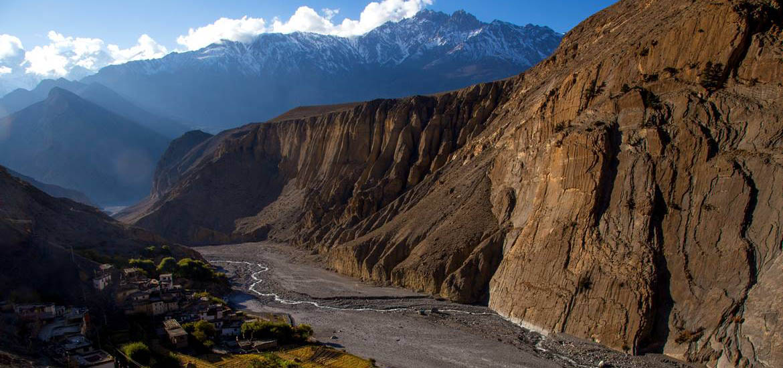 mustang trek - viaggio nel regno di lo manthang, nepal
