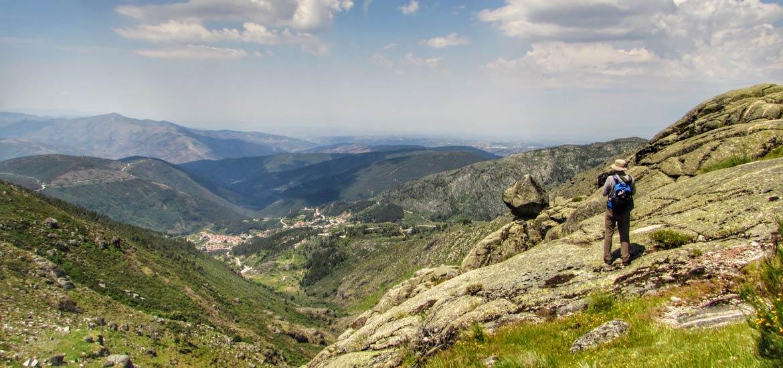 Viaggio in Portogallo - Trekking Parco Serra da Estrela