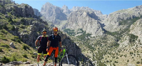 In Mountain Bike Tra Cappadocia e Aladaglar - Viaggio in Turchia