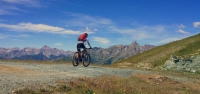 Val Maira, Alps of Piedmont: e-bike or MTB tour with guides