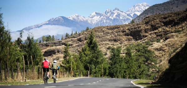 Viaggio Mountain Bike in Bhutan - Pedalate nel Regno del Drago