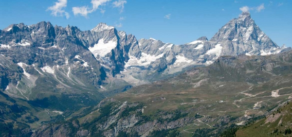 Cervino and Monte Rosa Hiking Tour, Self-guided or with Trekking Guide - Italy Alps