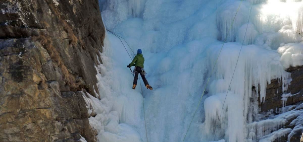 Ice climbing weekend in Cogne and Lillaz - Gran Paradiso National Park