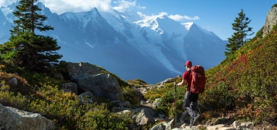 August 2020 - Mont Blanc Trekking Tour with Guides