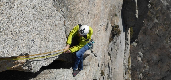 Rock climbing day in Orco Valley, Gran Paradiso - The Alpine Yosemite
