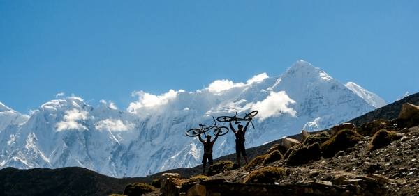 Viaggio Mountain Bike Attorno all' Annapurna - Himalayan Single Track - Nepal