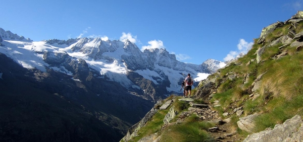 Gran Paradiso Hiking Tour - Trek and Summit Option